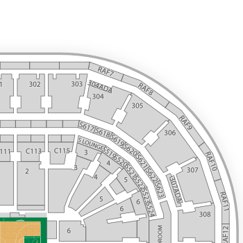 Bb T Center Interactive Seating Chart