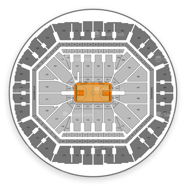 Warriors New Stadium Status: Oakland Coliseum Seating Chart Warriors