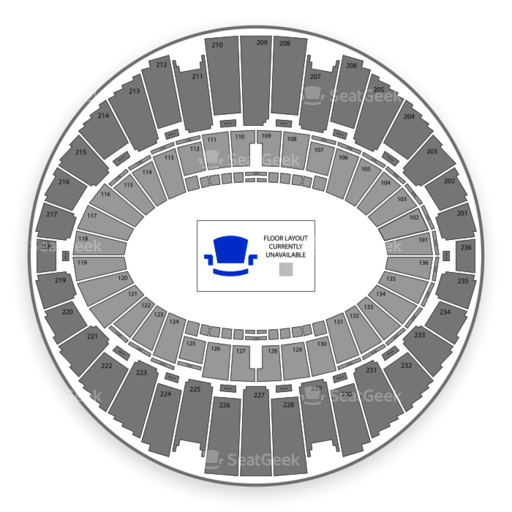 The Forum Ca Seating Chart