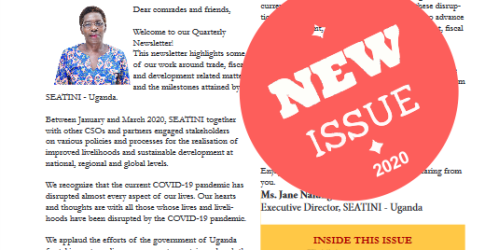 Seatini Quarterly Bulletin