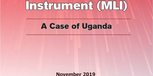 An Analysis of the Multilateral Instrument - A Case of Uganda