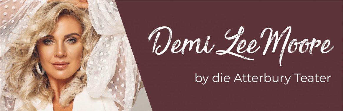 Demi Lee Moore - Web Banner 2