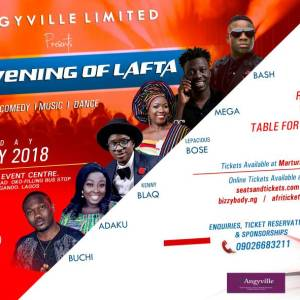 An Evening Of Lafta