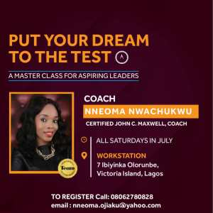 Put Your Dream To Test Masterclass
