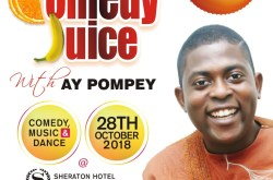 Comedy Juice With AY Pompey 4.0