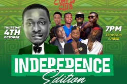 Craze Comedy Club - Independence Edition