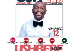 THE CHRONICLES OF USHBEBE LIVE YA DADI 12