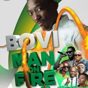 Bovi Man On Fire Warri