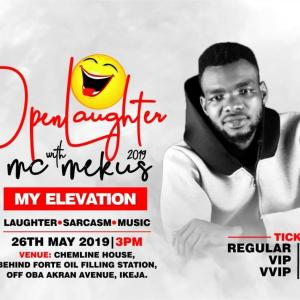 Open Laughter With Mc Mekus
