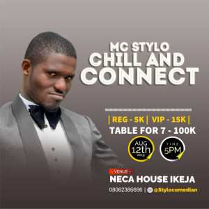 MC Stylo Chill and Connect