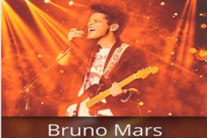 Bruno Mars 24K Magic World Tour Schedule and Tickets Online