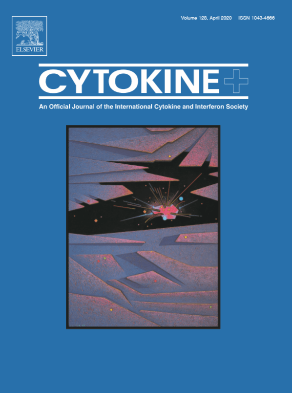Cytokine cover March 2020