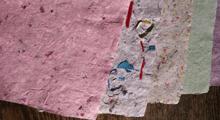 Handmade Paper Recycling Magic