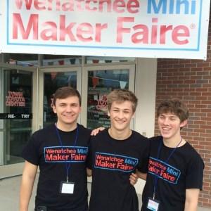 Meet Our Maker Faire Intern Ethan Toth