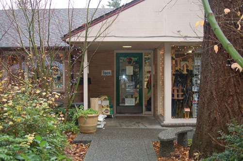 The Nature Shop Storefront