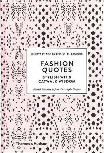 Fashion Quotes Cover