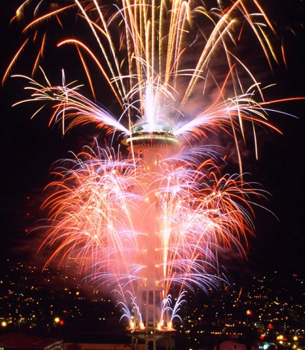 New Year's Eve at the Space Needle! | Seattle ...