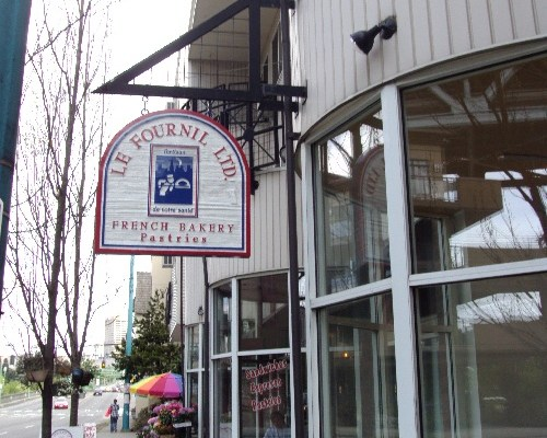 Seattle Coffee and Bakeries: Le Fournil Bakery in East Lake