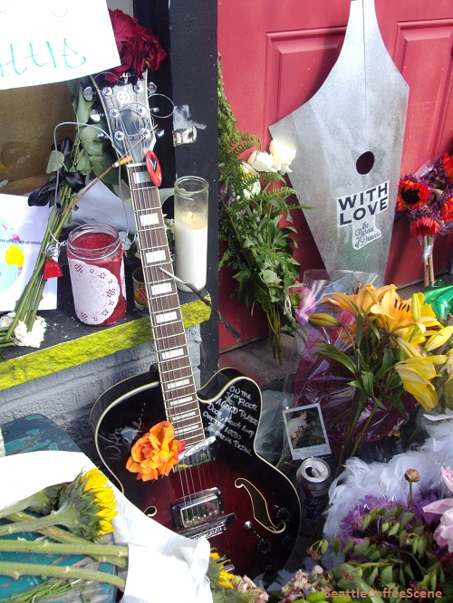 honoring the victims at cafe racer: a seattle coffee tragedy