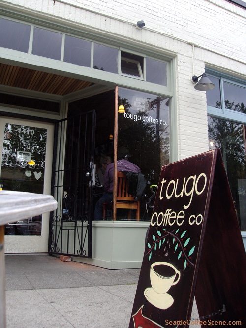 Seattle Coffee Scene Tougo Coffee