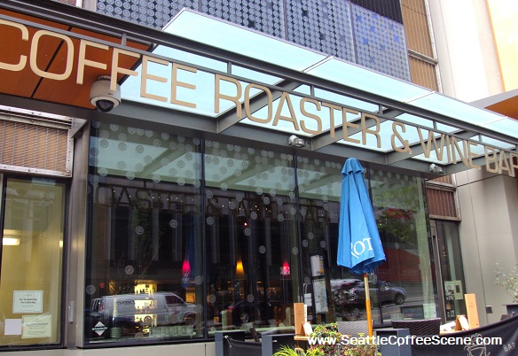 Fonte Seattle Coffee Scene Coffee Roasters Seattle