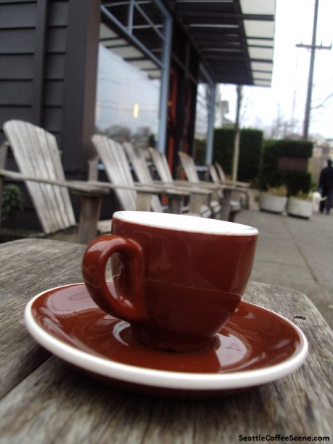 seattle coffee scene - caffe fiore