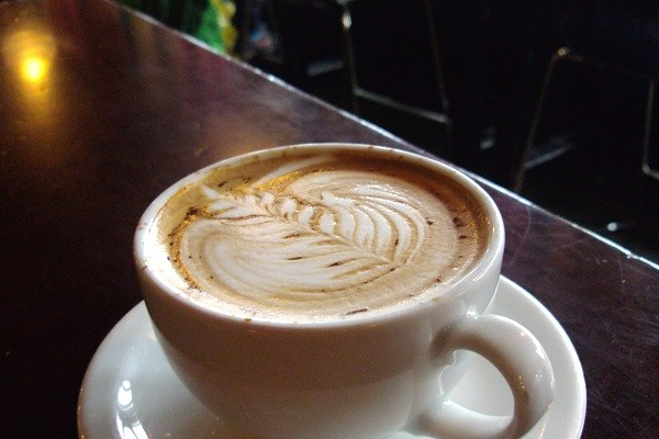 Seattle Coffee Shops in the University District: Cafe on the Ave