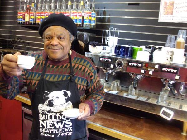seattle coffee, bulldog news