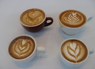 seattle latte art competition - seattle coffee best baristas