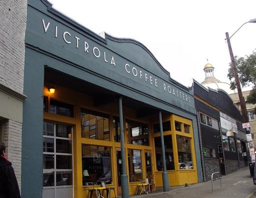 seattle coffee scene - victrola coffee roasters