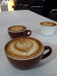 seattle coffee latte competition