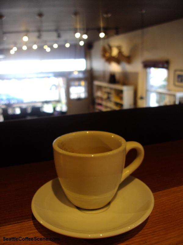 Seattle Coffee Scene - Sip and Ship Ballard 2