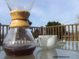 How to Clean a Chemex, Chemex, The Best way to clean a chemex