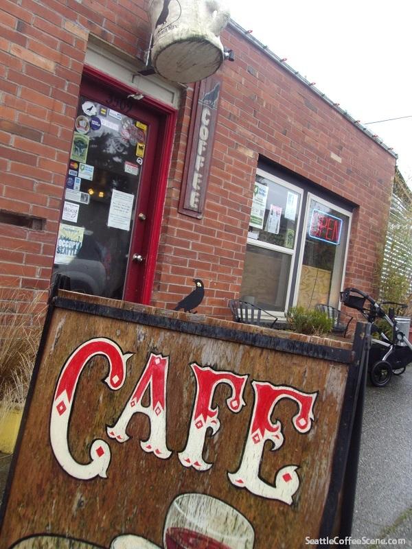 seattle coffee, West Seattle Coffee