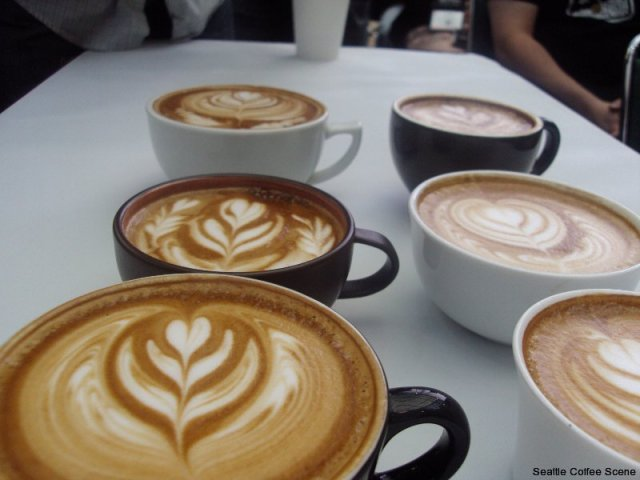 Seattle Coffee Scene, Coffee Pictures, Latte Art, Coffee Scene pics