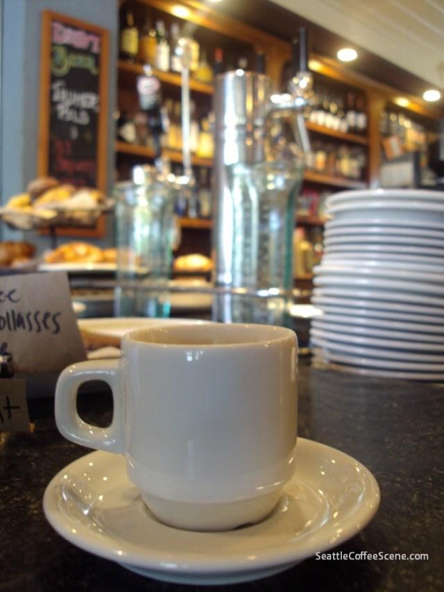 Seattle Coffee Houses, Seattle Coffee Blog, Bainbridge Island Coffee