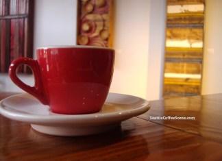 Seattle Coffee, coffee in Seattle, Coffee shops in Seattle, Caffe Delia Seattle