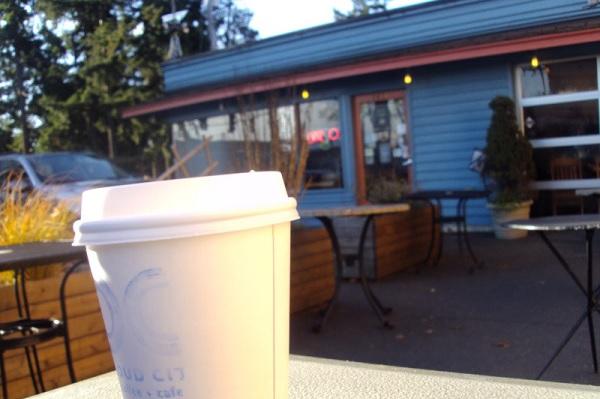 cloud city coffee, seattle coffee shops