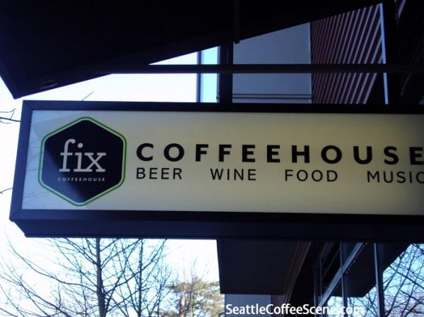 fix coffeehouse greenlake, greenlake coffee houses, seattle coffee houses