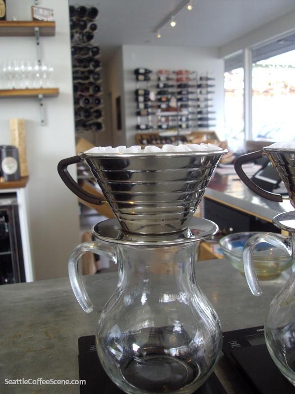 Vif Coffee in Fremont, Vif Coffee, Seattle Coffee, Fremont Seattle