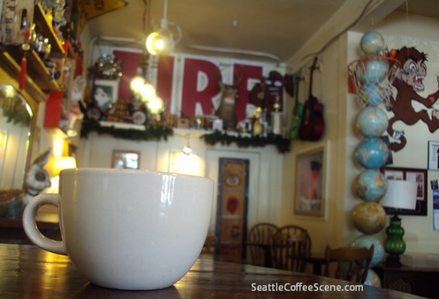 Bedlam Coffee, Seattle Coffee, Seattle Cafe