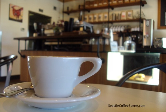 Burien Press Coffee, Burien Press