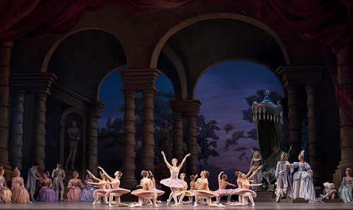 The Sleeping Beauty, The Royal Ballet, 2009