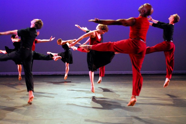Love Song Waltzes by Mark Morris Photo by Stephanie Berger