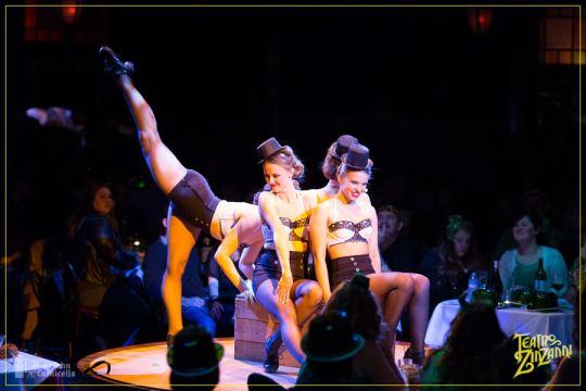 The Seattle Irish Dance Company Photo by John Cornicello