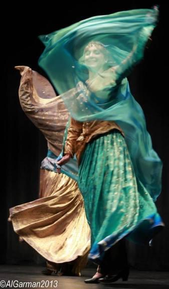 Karoun Dance Ensemble Folklife 2013 Aayeneh-ye Koochak