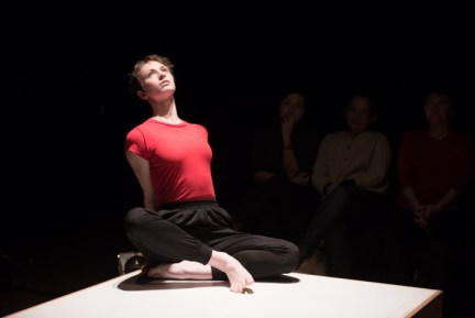 Claire Mitchell in Element Photo by Kate Hailey