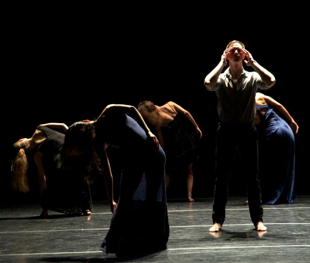 Lamentation Variations - Keigwin (photo by Melanie Futorian)