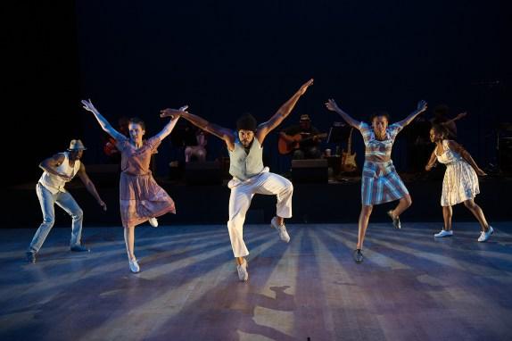 Photo of Dorrance Dance by Christopher Duggan.