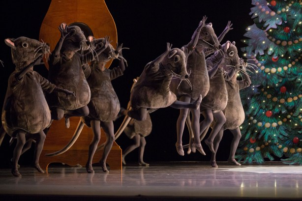 PNB's George Balanchine's The Nutcracker®. Photo by Angela Sterling.